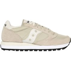Saucony Women Jazz Suede   Nylon Sneakers (€125) ❤ liked on Polyvore  featuring shoes c29e755e346