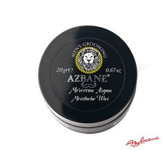 Some men like to show off their beards and others like to show off their moustaches. If you're more of a moustache kind of guy, this grooming wax from the internationally renowned family run beard grooming company from Morocco, Azbane, is sure to take your fancy.