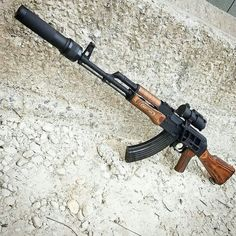 Want this suppressor for my AK