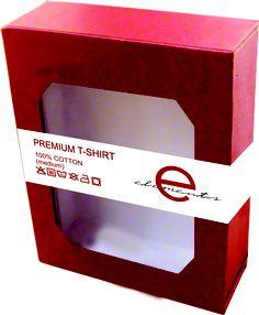 Premium T-Shirt Window Box