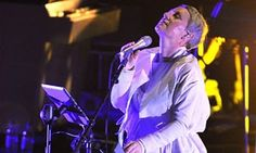 The enigmatic former Cocteau Twins singer was nervous in her first solo concert, but her voice still sounded incredible, writes Alexis Petridis Cocteau Twins, Robin, The Voice, Jazz, Blues, The Incredibles, Concert, My Love, Classic