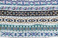 Strutture Indiane Del Tessuto Della Fascia Del Nativo Americano Fotografia Stock - Immagine: 53451955