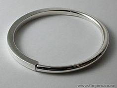 Silver bracelet | Kobi Bosshard