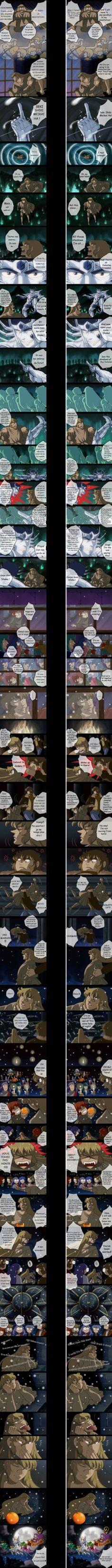 saintSeiya parodie4 suite 4 by Korin2b on DeviantArt