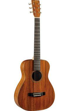 Martin LXK2 mini acoustic in Koa