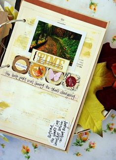 the pink couch: Sweet November: an Autumn Journal