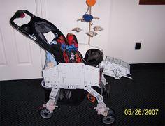 Star Wars ATAT Baby Stroller