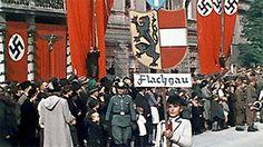Festumzug anlässlich der Salzburger Heimatwoche 1943