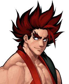 Samurai Shodown V - Kazuki Kazama