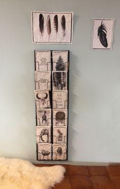 @morethancanvas exclusief verkrijgbaar bij Station 7! Bekijk nu in onze showroom deze unieke vintage canvasdoeken!