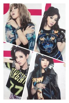 2NE1 (I want Bom's Shirt/dress/thing)