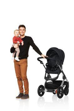 The versatile All Terrain stroller. Stokke Trailz stroller is the perfect pram for outdoor-loving families