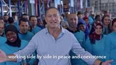 Love CEO's taking the stand :-)) SodaStream Recruitment Employer Branding, Holiday Travel, Live Action, Peace, Celebrities, Youtube, Films, Mountain, Passion