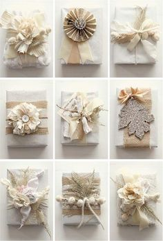DIY Gift Wrap (Tutorial and Ideas)