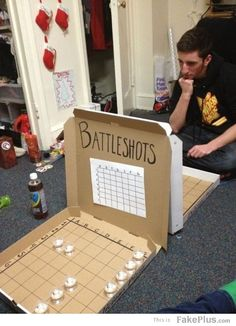 battleshots drinking game