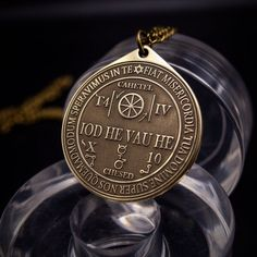 Archangel Cahetel Fortune Seal Iod He Vau He solomon kabbalah Seven Archangels, Seal Of Solomon, Angel Guidance, Tarot Major Arcana, Magic Symbols, Wiccan Jewelry, Islamic Phrases, Hearth And Home, Pentacle