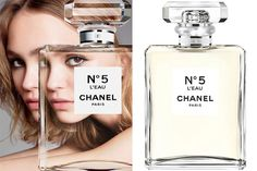 Chanel No.5 L'Eau Fragrance new lighter floral perfume launched in 2016