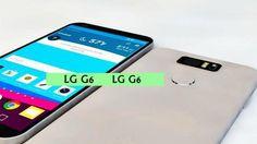 LG G6 tendría su propio sistema Pay y cámara Iris