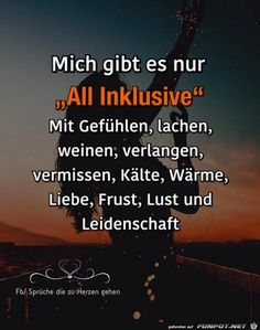 ein Bild Herz Eine von The Effective Pictures We Offer You About Quotes Emotions feelings A quality picture can tell you many things. You can find the most bea Some Quotes, Best Quotes, Funny Quotes, German Quotes, Feeling Happy, True Words, To My Future Husband, Picture Quotes, True Stories
