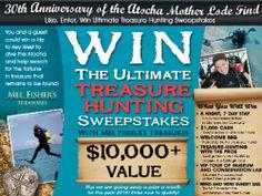 The Ultimate Treasure Hunting Sweeps