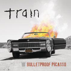 Train's new album 'Bulletproof Picasso'  #BulletproofPicasso #O2O