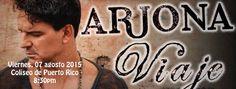 Ricardo Arjona: Viaje Tour @ Coliseo de Puerto Rico, Hato Rey #sondeaquipr #ricardoarjona #viajetour #coliseopr #choliseo #hatorey #sanjuan