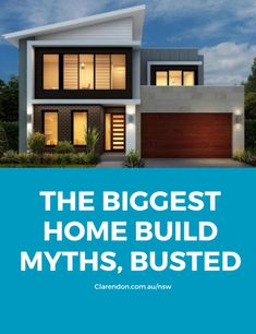 The biggest home build myths that need busting