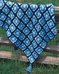 Crochet: 9 Crochet Granny Square Afghans (free eBook)