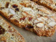 If you are an Almondina fan, these will make you very happy! They are identical and so easy!