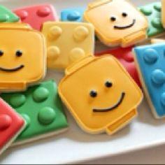 Lego koekjes