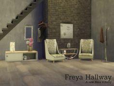 Freya Hallway  Found in TSR Category 'Sims 4 Downloads'