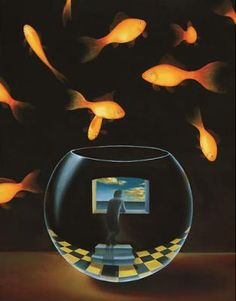 Samy Charnine - Life in a Fishbowl