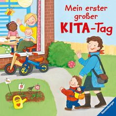 Mein erster großer KITA-Tag, £6.95 Toddler Books, Baby Kind, Fiction Books, Family Guy, Kids Rugs, Toys, Children, German, Books For Toddlers