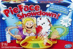 Hasbro - Pie Face Showdown Game - Multi