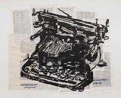 William Kentridge print archive