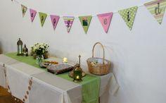 Eid table decorations