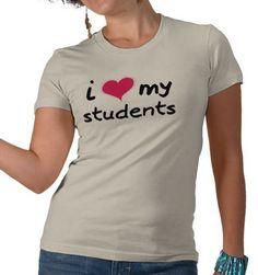#Zazzle                   #love                     #Love #Students #Shirt #from #Zazzle.com            I Love My Students Shirt from Zazzle.com                                      http://www.seapai.com/product.aspx?PID=1494564