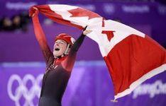 Voici la liste complète des médaillés canadiens de PyeongChang 2018. 1-2. Max Parrot et Mark McMorris À LIRE:Parrot et McMorris... Canada, Winter Olympics, Voici, Skating, February, Soccer, Sports, Winter Olympic Games, Hs Football
