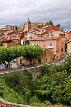 Roussillon, Provence, France | by amy coady