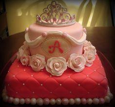 princess first birthday cakes - Google Search