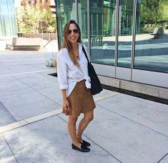 la-foto-(11) White Dress, Outfits, Dresses, Blog, Ideas, Fashion, Work Wear, Fashion Clothes, Feminine Fashion