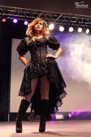 Steampunk Burlesque fashion Show My Oppa by myoppa-creation
