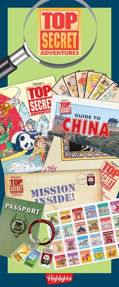 Kids can travel the world, capture a villain, solve a mystery—and still be home in time for dinner! In this secret agent-themed world geography puzzle book, kids become detectives searching for clues to solve mysteries.