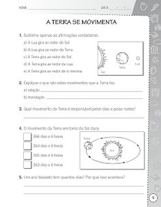 www.canal-educar.net: Atividades na sala de aula - Geografia - 5º ano