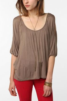 Oversized Tee, Urban Outfitters