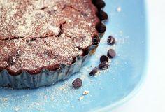Fondants au chocolat sans gluten et végétaliens