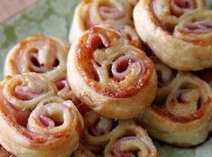 Θέλω να μαγειρέψω παλμιέ με ζαμπόν, τυρί και μουστάρδα | Food | Ladylike.gr