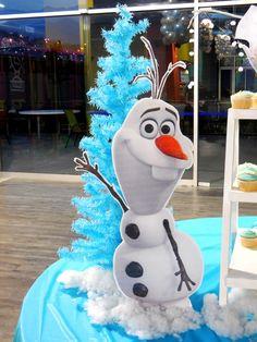 """Romina gets """"Frozen"""""""
