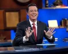The Colbert Report | 85 TV Shows We Lost In 2014 Number of Episodes: 1,447 Final Episode Aired: Dec. 18 The Emmy- and Peabody-Award-winning series signed off (in an equally celebrity-filled fashion) so Colbert could take over for David Letterman as host of The Late Show.