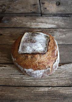 Tartine Bread Expérience: abandonné chocolat Boule de l'île